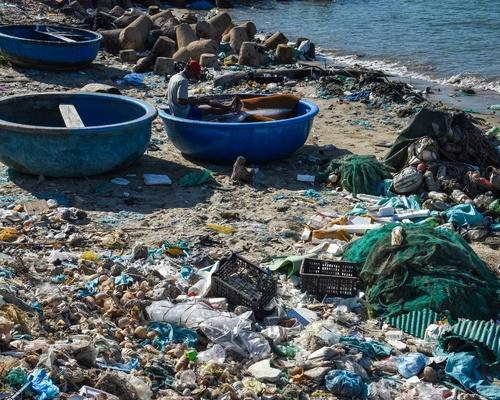 sống chung với rác thải